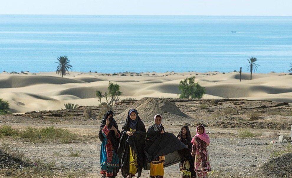 روستای دَرَک آماده میزبانی از گردشگران نوروزی