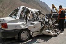 تصادفات جنوب سیستان و بلوچستان 8 کشته برجا گذاشت