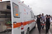 حادثه های ترافیکی نوروزی در خراسان شمالی 5 فوتی داشت