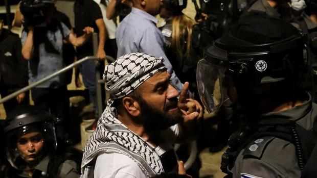 گسترش درگیری جوانان فلسطینی با صهیونیستها در قدس