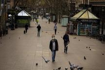 ثبت 2000 مورد جدید ابتلا به کرونا و 105 فوتی در اسپانیا