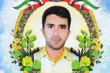 مامور انتظامی یزد در تعقیب قاچاقچیان انسان به شهادت رسید