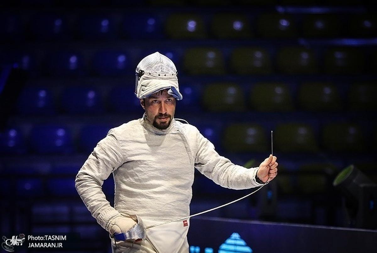 المپیک 2020 توکیو| عابدینی: از امام رضا خواستم آنچه حقمان است، بدهد