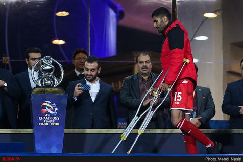 محمد انصاری: از ماست که بر ماست!+عکس