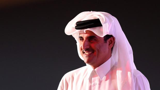 سرقت مسلحانه از کاخ امیر قطر