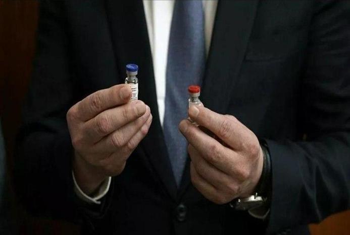 ویدئو/ آغاز تولید نخستین واکسن کرونای جهان