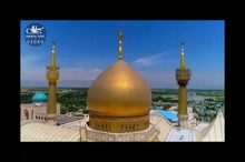 نظرات زائرین بعد از بازگشایی درهای حرم مطهر امام خمینی (س)