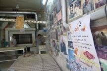 3000 نان صلواتی بین نیازمندان  جنوب تهران توزیع می شود