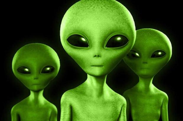 ماجرای موجودات فضایی باز هم جنجال ساز شد + فیلم