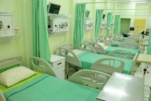 هدف گذاری 1700 تخت بیمارستانی درهرمزگان