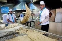 خبازیان یزدی با نحوه کاهش مصرف نمک در نان آشنا می شوند