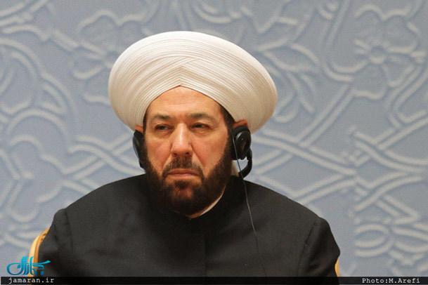 مفتی اهل سنت سوریه: امام خمینی (ره) مسئله قدس را زنده کرد
