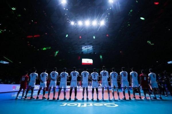 پخش زنده مسابقه والیبال ایران و مکزیک از رادیو ورزش