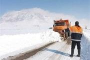 راه های اصلی و فرعی آذربایجان شرقی باز اما لغزنده است