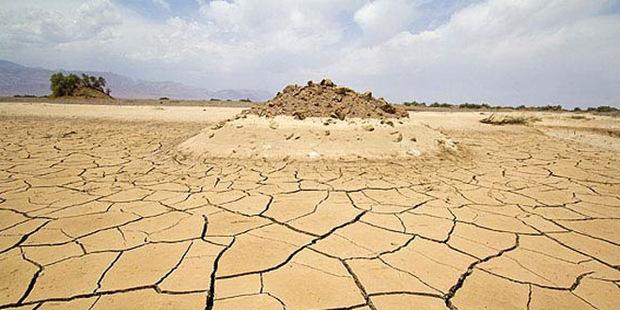 زنگ خطر خشکسالی در گلستان