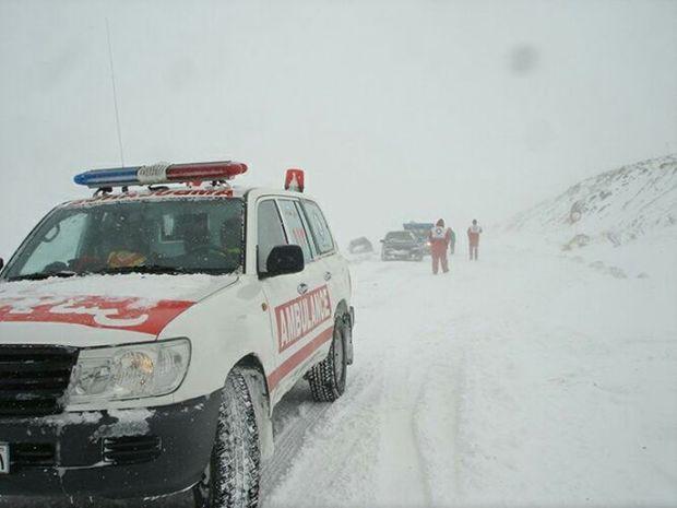 هلال احمر اردبیل به ۱۸۸ هزار نفر امدادرسانی کرد