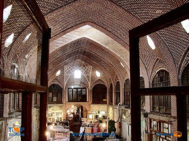 بازار تاریخی ارومیه؛ گذری بر دوران صفویه