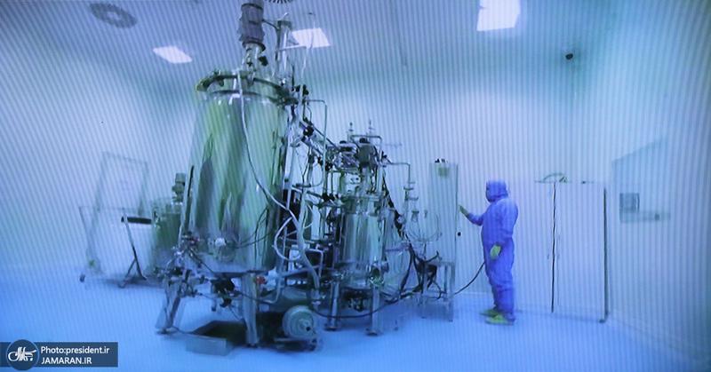 بهره برداری از طرح های ملی معاونت علمی و فنآوری ریاست جمهوری