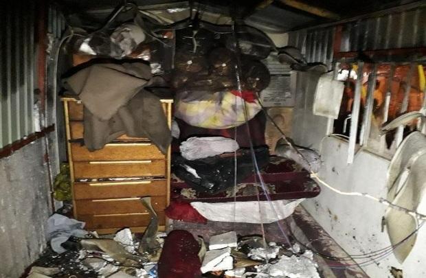 انفجار مواد محترقه در سرپل ذهاب 2 تن را راهی بیمارستان کرد