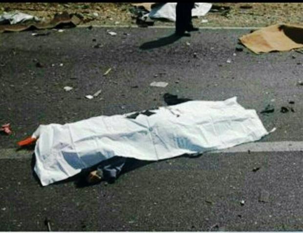 تصادف پژو با عابر پیاده در ایلام حادثه آفرید