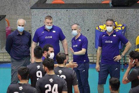 3 بازیکن از اردوی تیم ملی والیبال خط خوردند