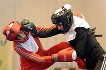 خوی قهرمان مسابقات ووشو بانوان آذربایجان غربی شد.