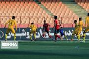 ناکامی تیم ۹۰ ارومیه مقابل تراکتورسازی تبریز در ضربات پنالتی