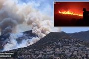 ته سیگاری که هزاران هکتار جنگل را طعمه حریق کرد!+ تصاویر