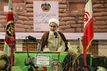 یادواره 240 شهید ارتش در قزوین برگزار شد