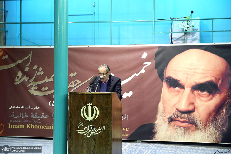 نخستین جلسه جبهه اصلاح طلبان ایران در حسینیه جماران